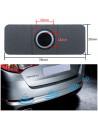 Kit bianco  sensori di parcheggio per auto da 16 mm filo paraurti