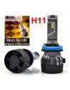 H11 lampade led per auto moto serie mini 5000 lumen a lampada canbus