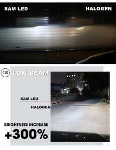 H1 LAMPADE LED CITROEN C4...