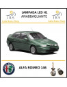 Alfa Romeo 146 lampada led