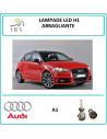 Audi A1 lampade led per auto h1 abbaglianti canbus