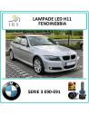 BMW serie 3 f46 lampade led h11 per fendinebbia dal 2001