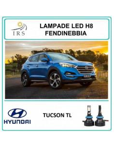 H7 E3 LAMPADA LED RAFFREDDAMENTO FORZATO LED XHP50 ZES