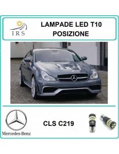 LAMPADE LED POSIZIONE T10...