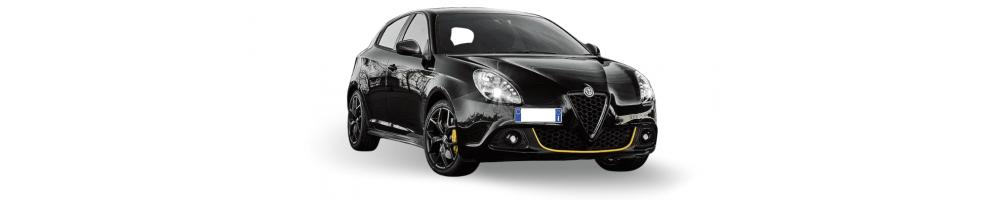 Alfa Romeo Giulietta, Lampade led, sensori di parcheggio