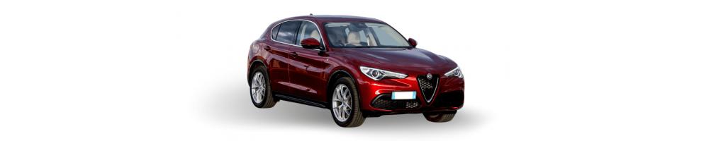 Alfa Romeo Stelvio - Lampade led - sensori di parcheggio