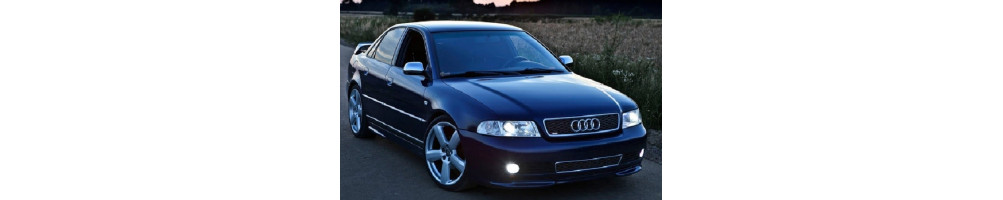 Audi A4 B5 - Lampade LED, Sensori parcheggio, interni LED