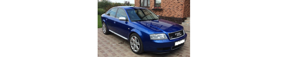 Audi A6 C5 - Lampade LED, Sensori parcheggio, interni LED
