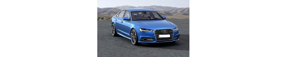 Audi A6 C7 - Lampade LED, Sensori parcheggio, interni LED