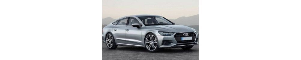 Audi A7 - Lampade LED, Sensori parcheggio, interni LED