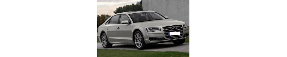 Audi A8 D4 - Lampade LED, Sensori parcheggio, interni LED