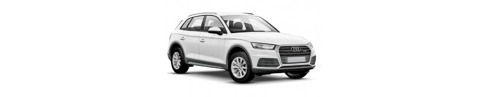 Audi Q5 II - Lampade LED, Sensori parcheggio, interni LED
