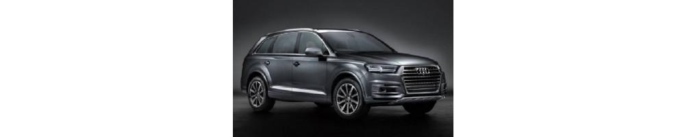 Audi Q7 II - Lampade LED, Sensori parcheggio, interni LED