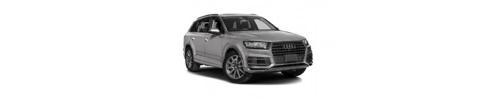Audi Q7 - Lampade LED, Sensori parcheggio, interni LED