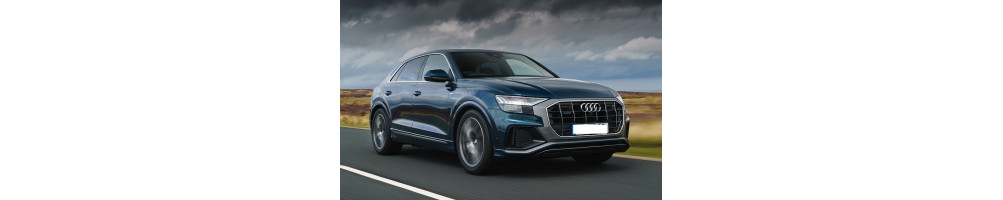 Audi Q8 - Lampade LED, Sensori parcheggio, interni LED