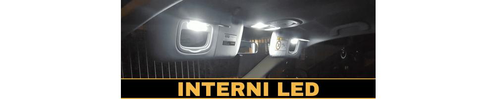 INTERNI LED FIAT 500