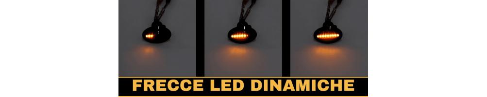 Frecce DINAMICHE LED Fiat 500