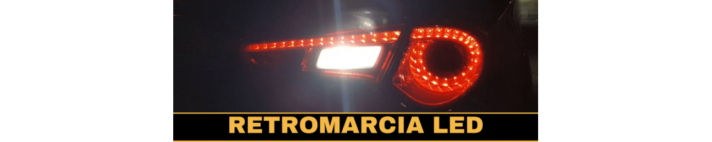 RETROMARCIA LED