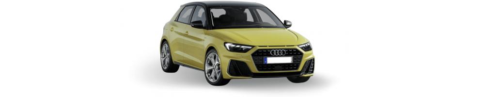 Audi A1 II - Lampade LED, Sensori parcheggio, interni LED
