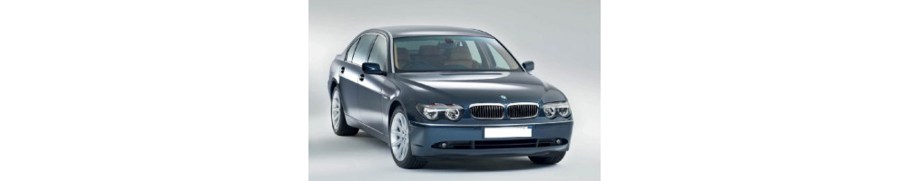 BMW Serie 7 E65 - Lampade LED, Sensori, interni LED