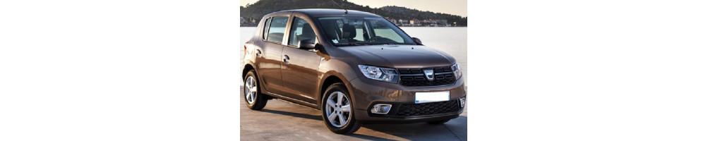 Kit led , sensori di parcheggio , lucidatura fari Dacia