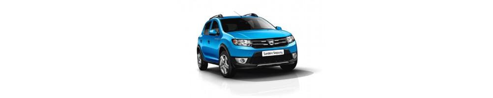 Lucidatura fari , kit led , sensori di parcheggio Dacia