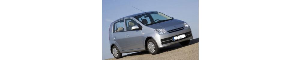 Kit led , sensori di parcheggio , lucidatura fari Daihatsu