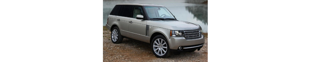 Lucidatura fari kit led sensori di parcheggio Range Rover