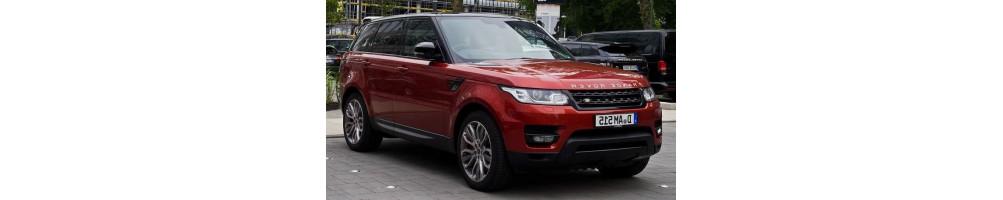 Sensori di parcheggio kit led lucidatura fari Range Rover