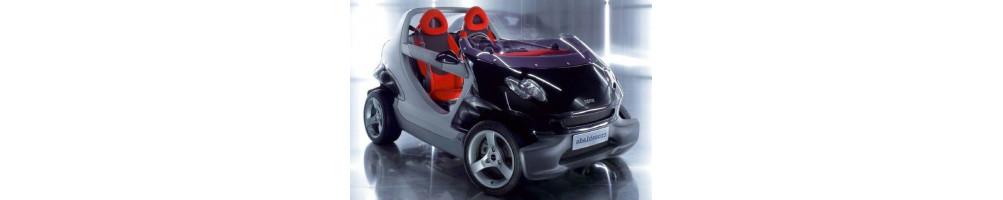 SMART : sensori di parcheggio - kit led - lucidatura fari