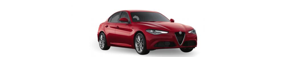 Alfa Romeo Giulia - Kit full LED - sensori di parcheggio