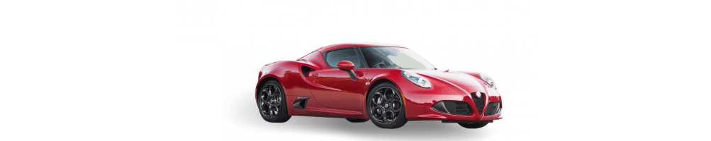 Alfa Romeo 4c - kit full LED - lucidatura fari e carrozzeria